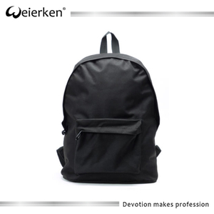Weierken promotional designer school backpack