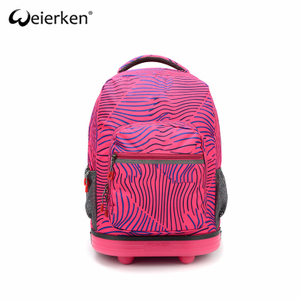 Best Quality Easy Carrying Durable School Trolley Backpack