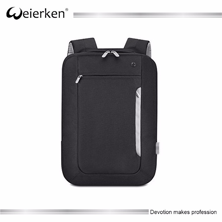 600d innovative new fair trade polyester backpack