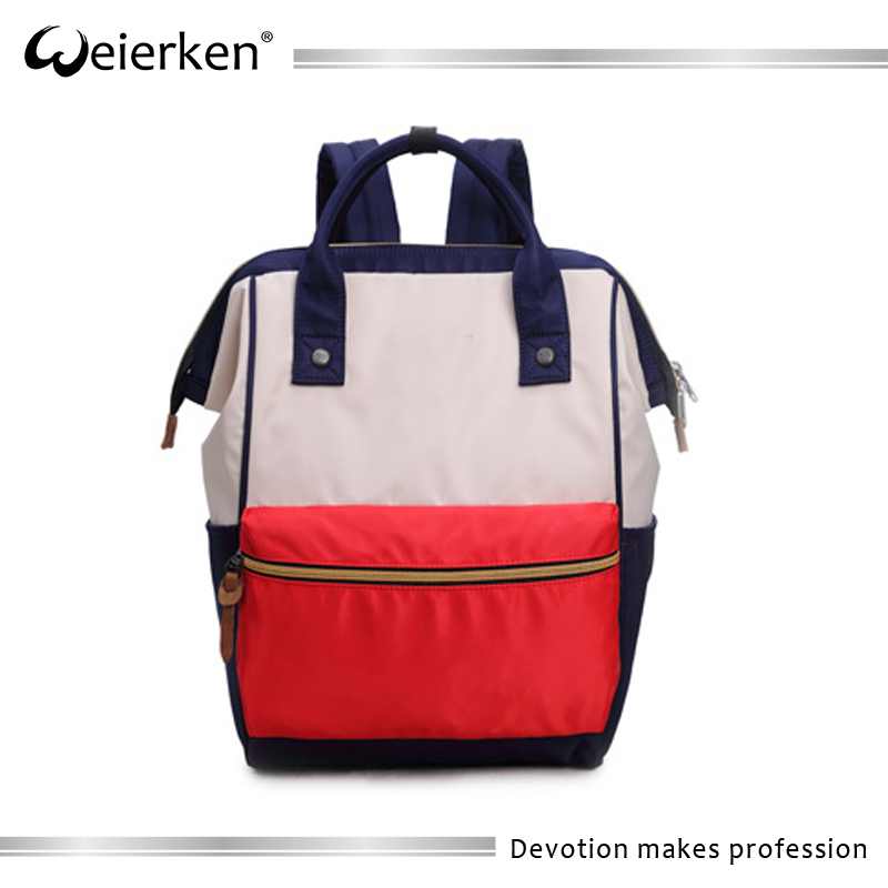 2017 popular style famous designer japanese brand backpack