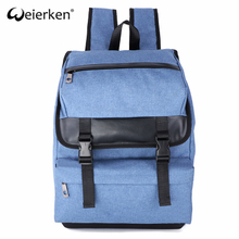 Hot Selling Water-Resistant Computer Bag Slim Backpack Laptop Bag