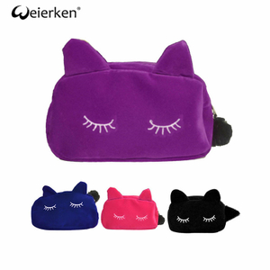 Eco Friendly Wholesale Cosmetic Makeup Bag
