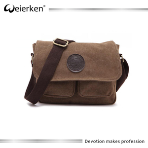 Fashion unique best men messenger bags
