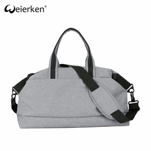 New Durable Roomy Duffel Bag With Secret Compartment