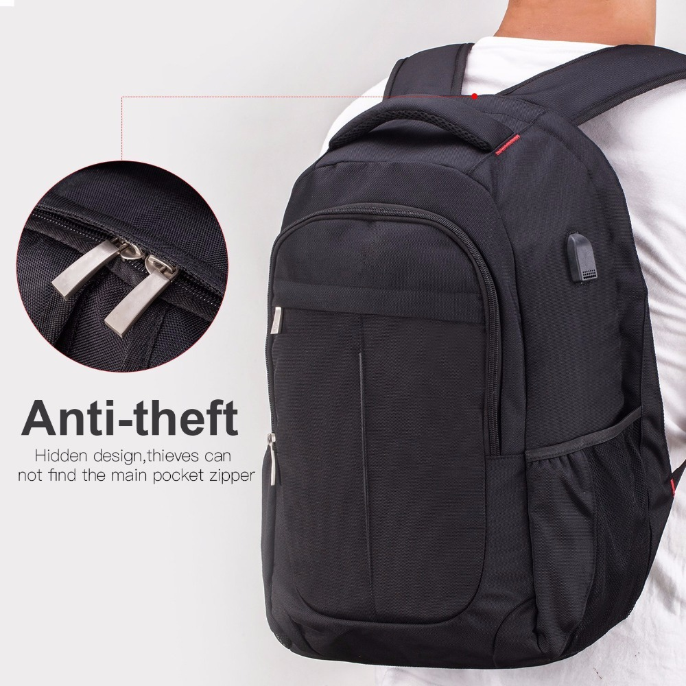 waterproof fashionable anti-theft backpack bag OEM