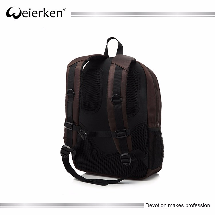 Modern name brand colorful life laptop backpack