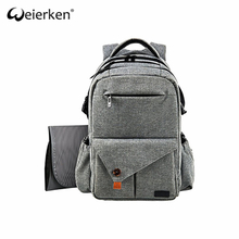 China Hot Sale Factory Price Baby Diaper Bag Backpack