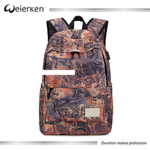 Competitive Price Personalized Easy Carrying Backpack School