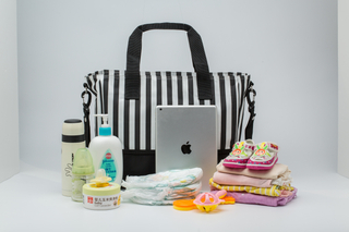 New Design Nylon Handbag Diaper Bag for Sale