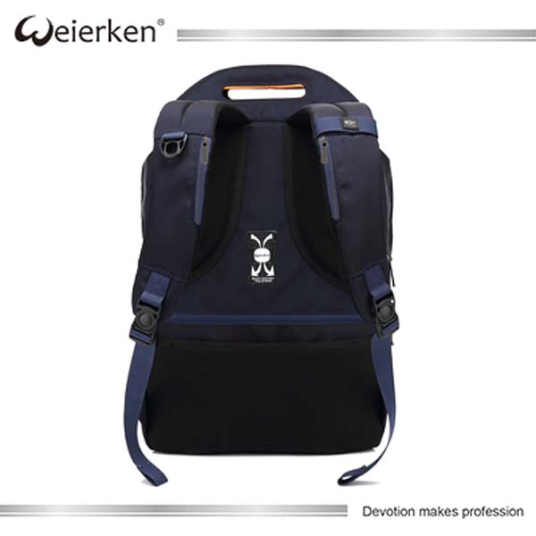 New arrival custom hard shell work backpack for laptop with usb port