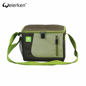 Outdoor Large Multiple Compartments Easy Carrying Picnic Cooler Bag