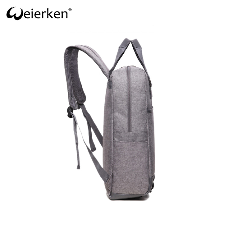 New Arrived Cheap Simple Design School Computer Laptop Bags Backpack