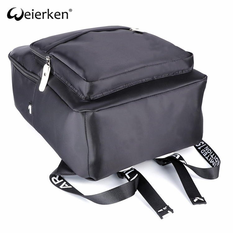 Classic Popular Design Practical Travel Slim Backpack Laptop Bag