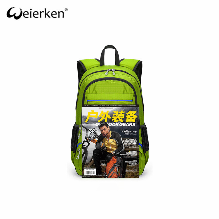Classic Style Personalized Sport Bag Printed