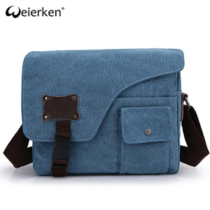 low price easy carrying business school small messenger bag