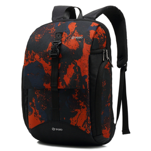 Camouflage fashion Poso Casual laptop backpack in stock